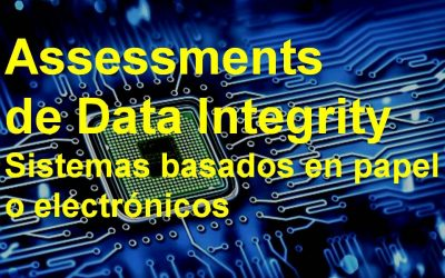 Assessments de Data Integrity