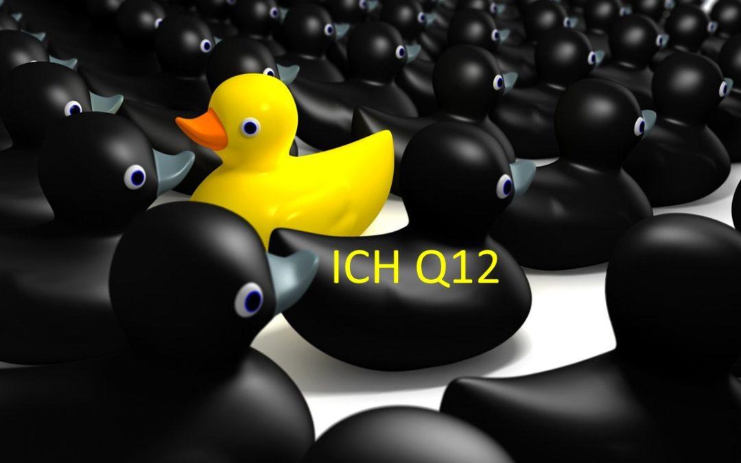 ICH Q12 – Control de cambios